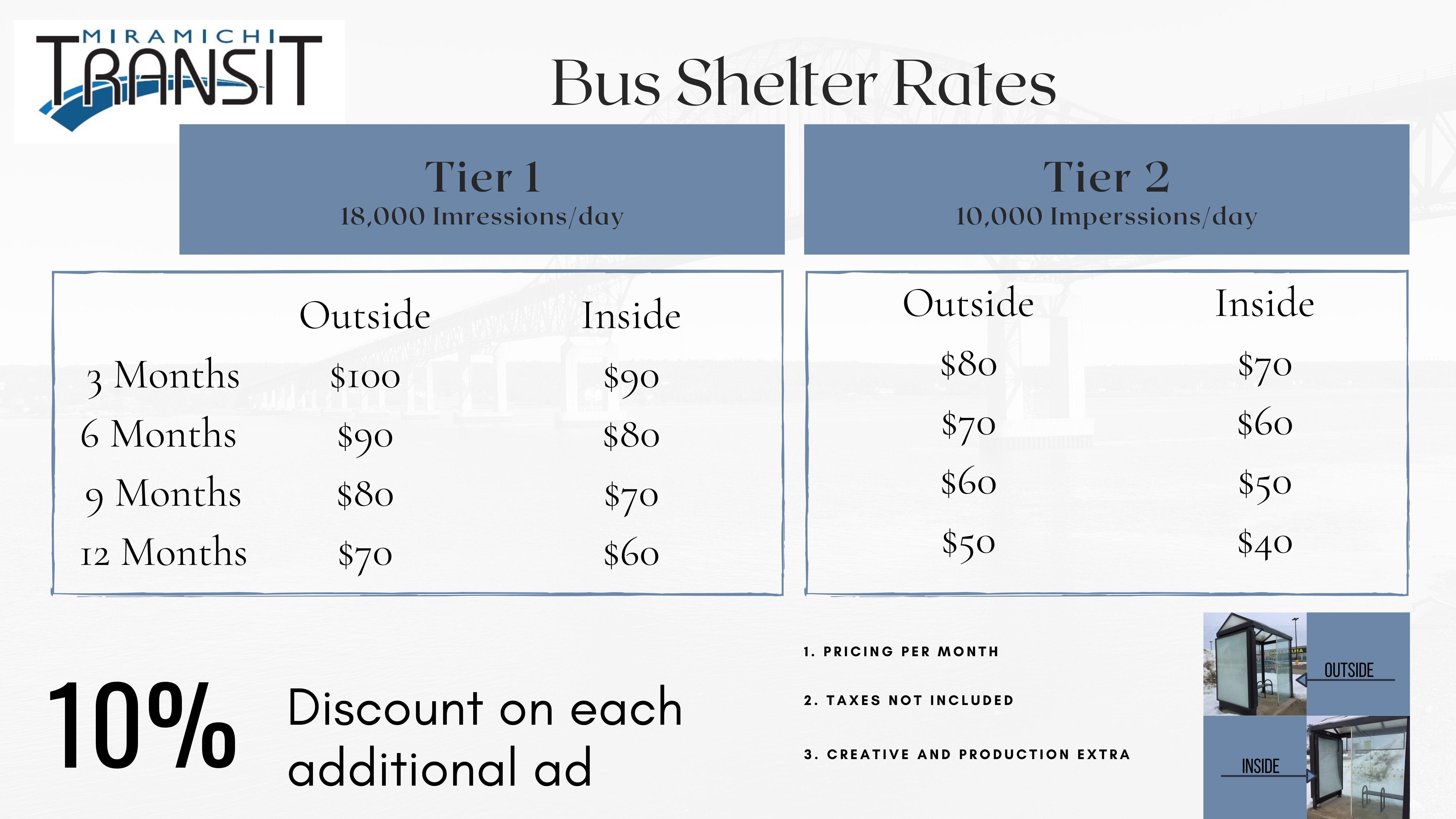 Shelter Advertising