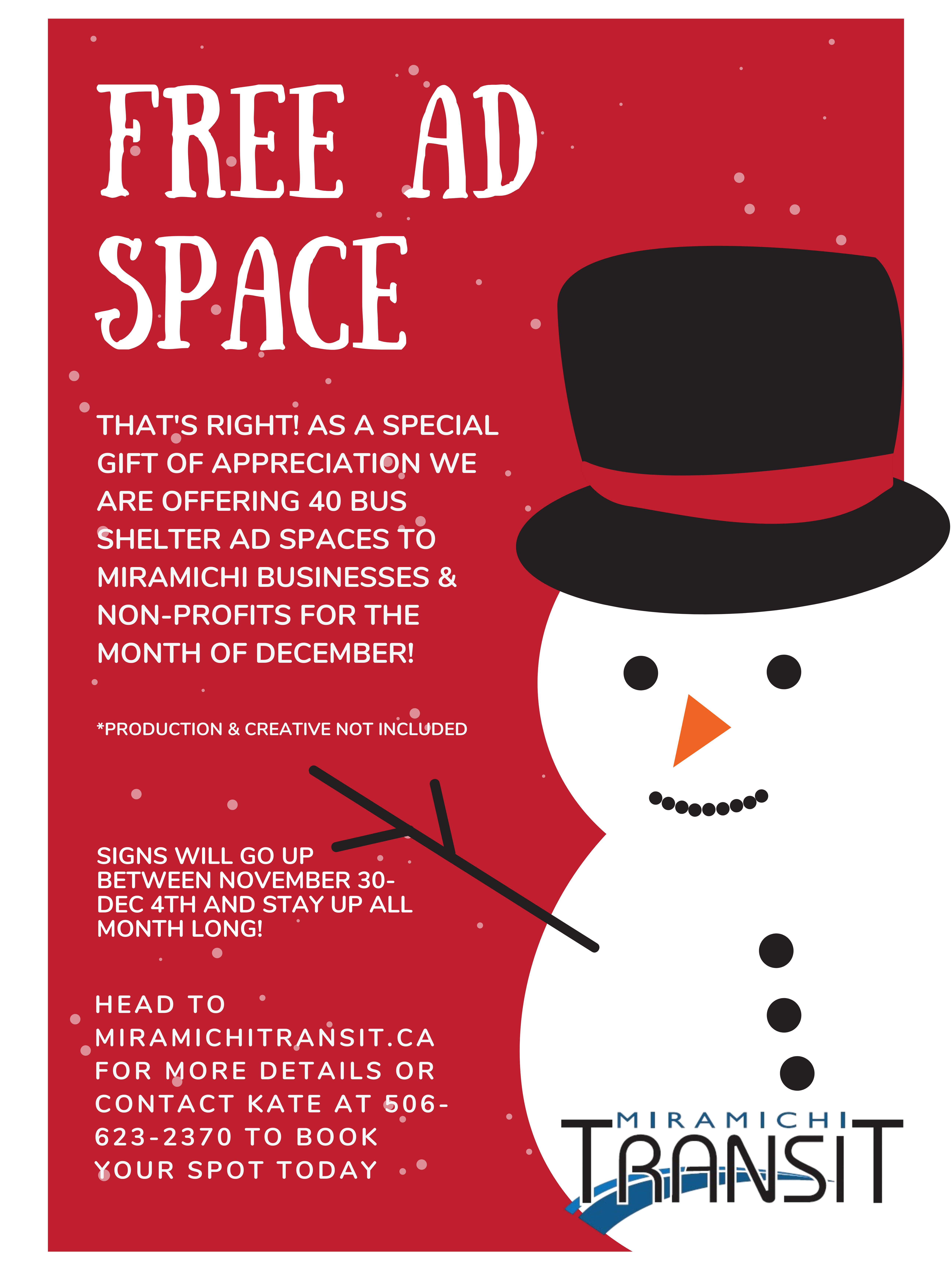 December Ad Space Promotion (1)
